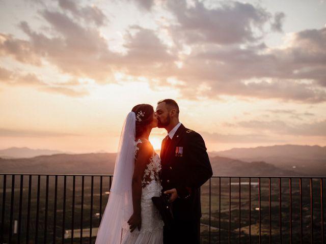 Il matrimonio di Daniele e Giusy a Valverde, Catania 25