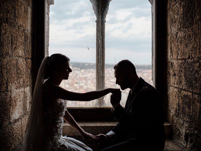 Il matrimonio di Daniele e Giusy a Valverde, Catania 28