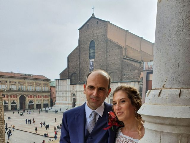 Il matrimonio di Alessandro e Anita Ester a Bologna, Bologna 1