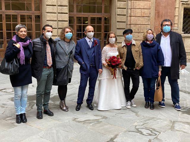 Il matrimonio di Alessandro e Anita Ester a Bologna, Bologna 16