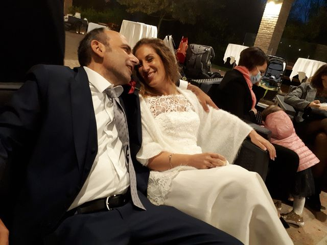 Le nozze di Anita Ester e Alessandro