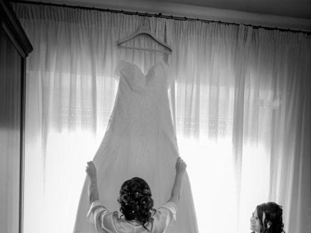 Il matrimonio di Fabrizio e Erica a Gavirate, Varese 9