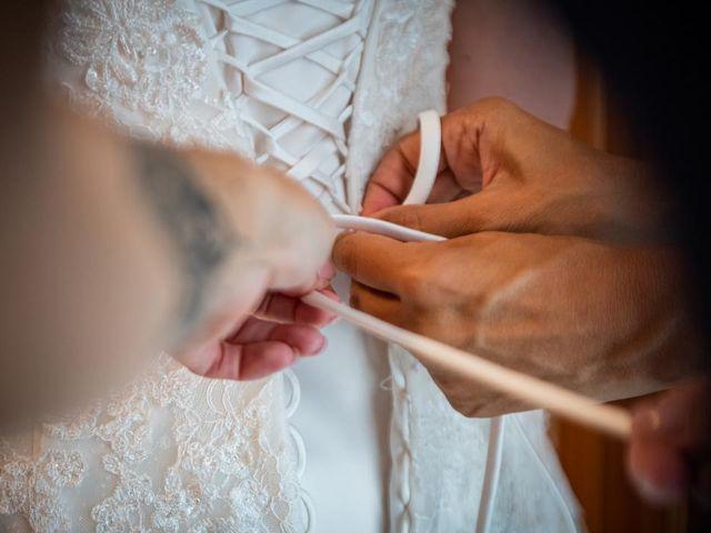 Il matrimonio di Fabrizio e Erica a Gavirate, Varese 12