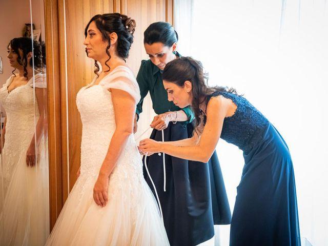 Il matrimonio di Fabrizio e Erica a Gavirate, Varese 13