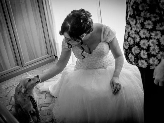 Il matrimonio di Fabrizio e Erica a Gavirate, Varese 14