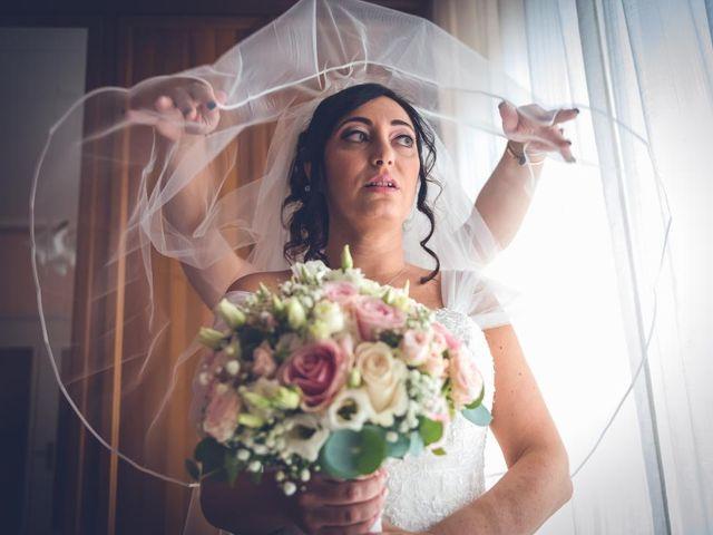 Il matrimonio di Fabrizio e Erica a Gavirate, Varese 16