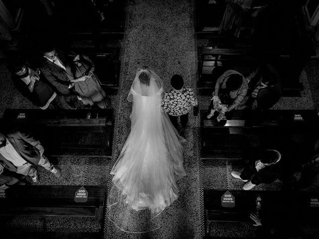 Il matrimonio di Fabrizio e Erica a Gavirate, Varese 19