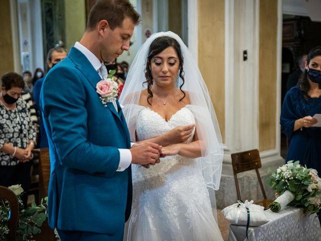 Il matrimonio di Fabrizio e Erica a Gavirate, Varese 20