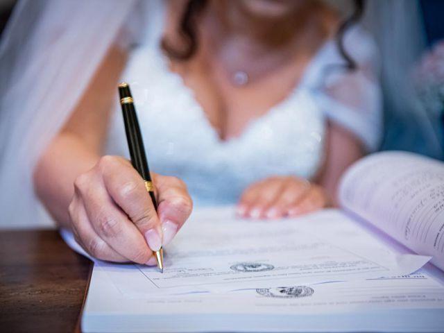 Il matrimonio di Fabrizio e Erica a Gavirate, Varese 22