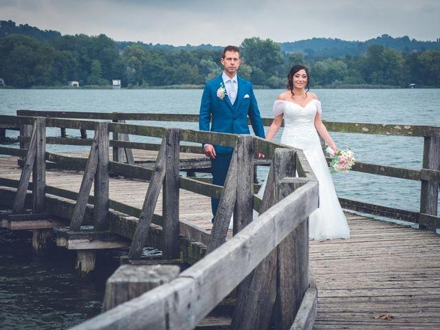 Il matrimonio di Fabrizio e Erica a Gavirate, Varese 29