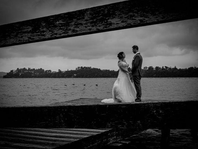 Il matrimonio di Fabrizio e Erica a Gavirate, Varese 30