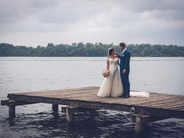 Il matrimonio di Fabrizio e Erica a Gavirate, Varese 31