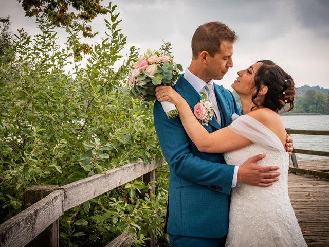 Il matrimonio di Fabrizio e Erica a Gavirate, Varese 33