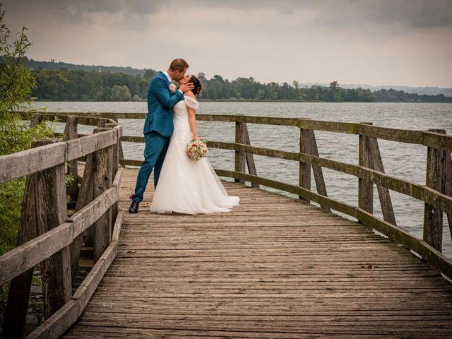 Il matrimonio di Fabrizio e Erica a Gavirate, Varese 34