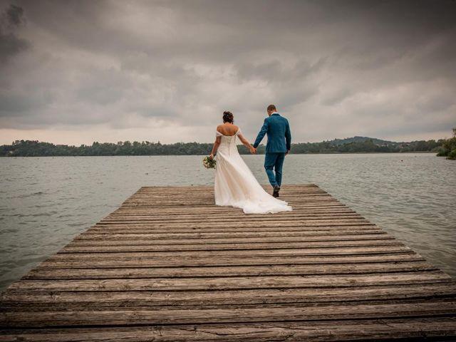 Le nozze di Erica e Fabrizio