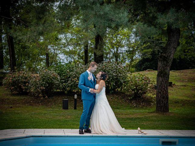 Il matrimonio di Fabrizio e Erica a Gavirate, Varese 37
