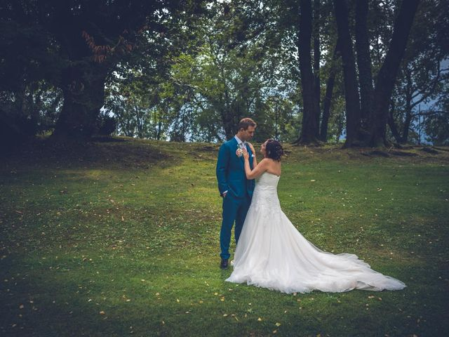 Il matrimonio di Fabrizio e Erica a Gavirate, Varese 40