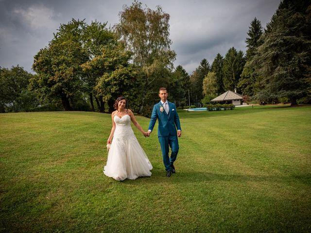 Il matrimonio di Fabrizio e Erica a Gavirate, Varese 41