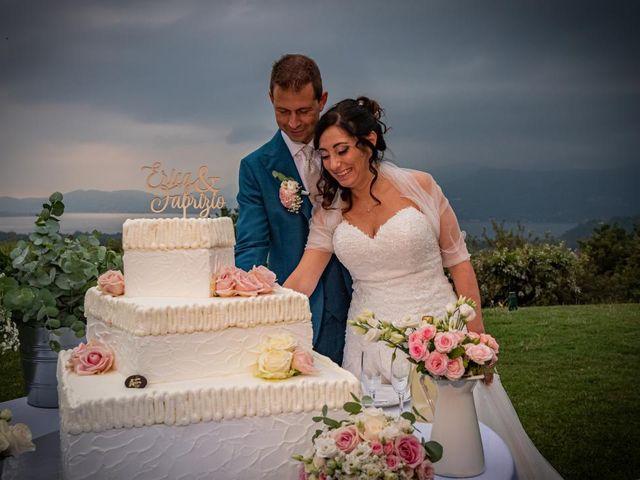 Il matrimonio di Fabrizio e Erica a Gavirate, Varese 44