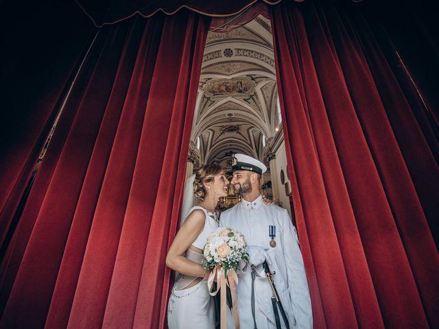 Le nozze di Antonella e Graziano