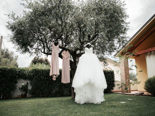 Il matrimonio di Rubens e Valentina a Giavera del Montello, Treviso 1