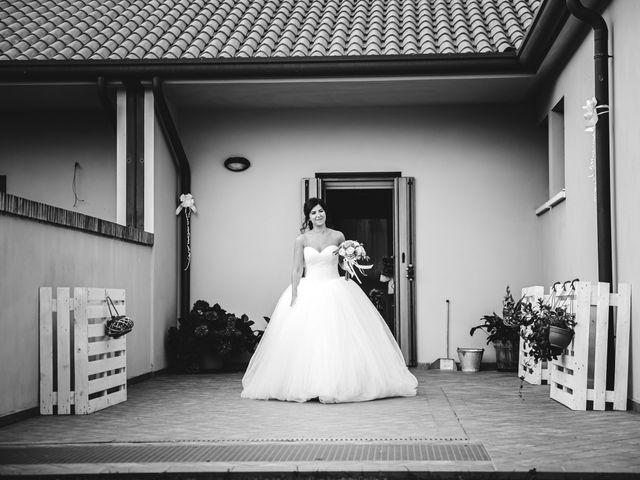 Il matrimonio di Rubens e Valentina a Giavera del Montello, Treviso 7