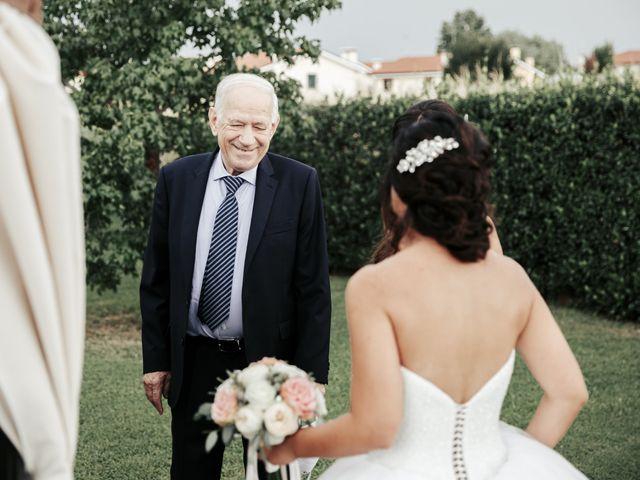 Il matrimonio di Rubens e Valentina a Giavera del Montello, Treviso 9