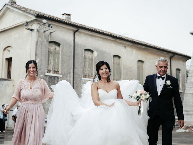 Il matrimonio di Rubens e Valentina a Giavera del Montello, Treviso 15