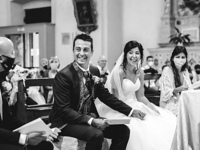 Il matrimonio di Rubens e Valentina a Giavera del Montello, Treviso 18