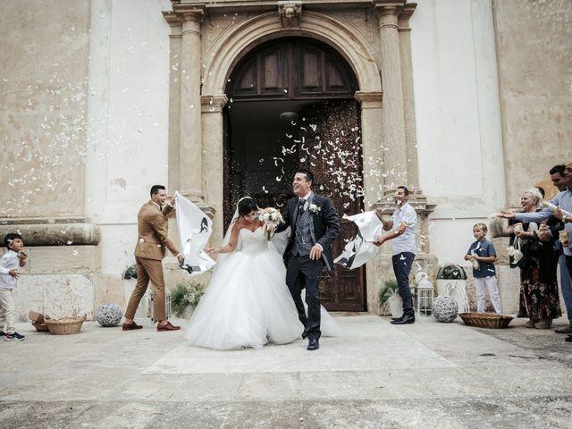Il matrimonio di Rubens e Valentina a Giavera del Montello, Treviso 19