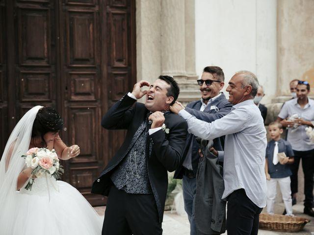 Il matrimonio di Rubens e Valentina a Giavera del Montello, Treviso 20