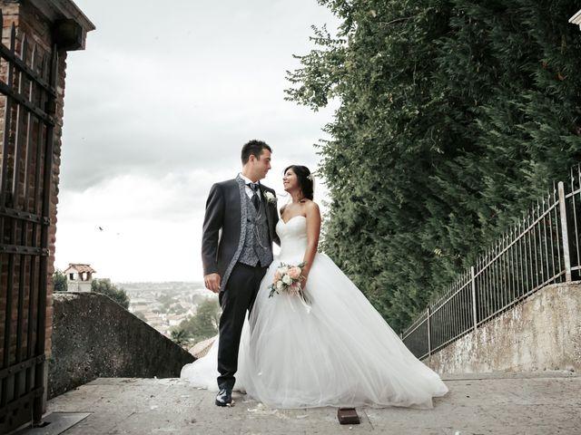 Il matrimonio di Rubens e Valentina a Giavera del Montello, Treviso 21