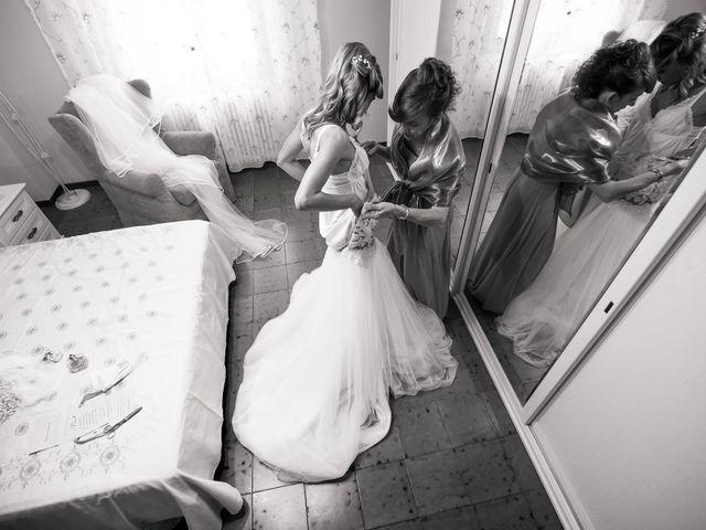 Il matrimonio di Paolo e Martina a Capannoli, Pisa 27