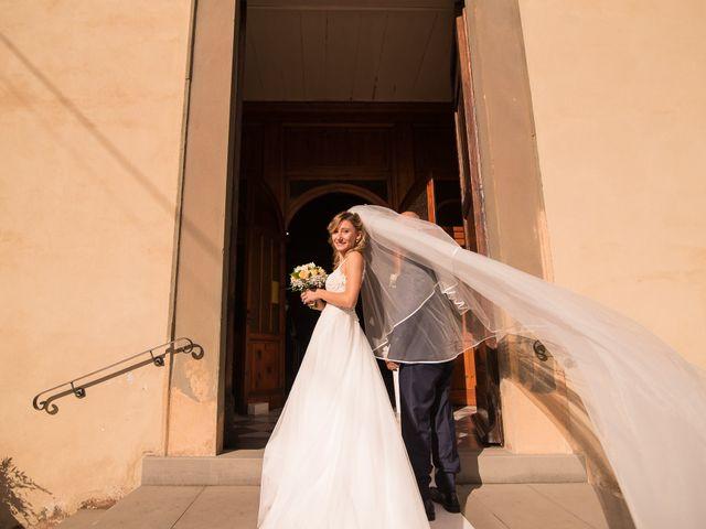 Il matrimonio di Paolo e Martina a Capannoli, Pisa 34