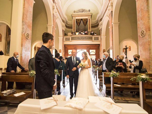 Il matrimonio di Paolo e Martina a Capannoli, Pisa 35