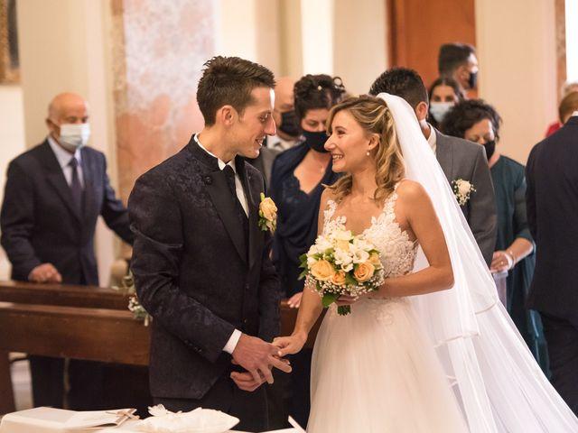 Il matrimonio di Paolo e Martina a Capannoli, Pisa 37