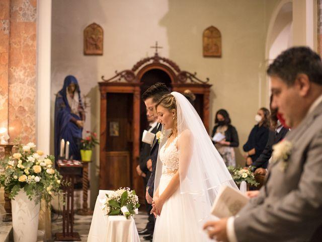 Il matrimonio di Paolo e Martina a Capannoli, Pisa 39