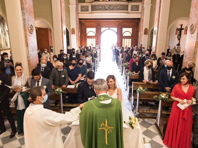Il matrimonio di Paolo e Martina a Capannoli, Pisa 42
