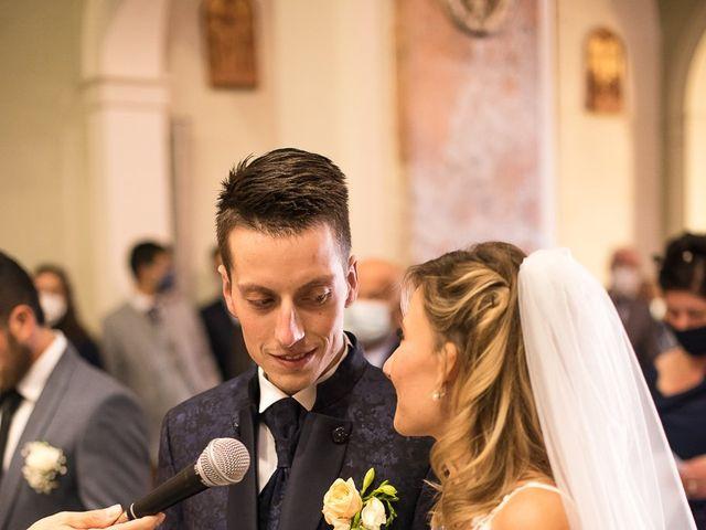 Il matrimonio di Paolo e Martina a Capannoli, Pisa 43
