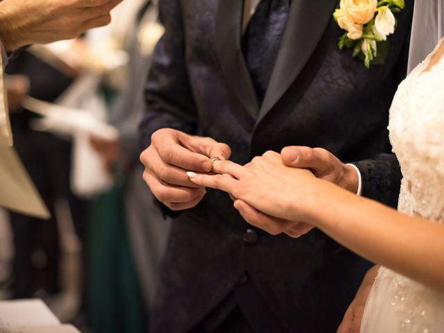 Il matrimonio di Paolo e Martina a Capannoli, Pisa 44