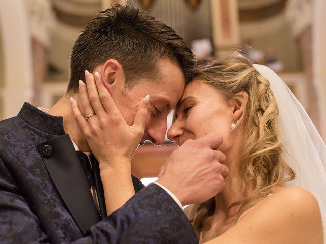 Il matrimonio di Paolo e Martina a Capannoli, Pisa 45