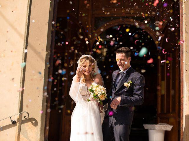 Il matrimonio di Paolo e Martina a Capannoli, Pisa 46