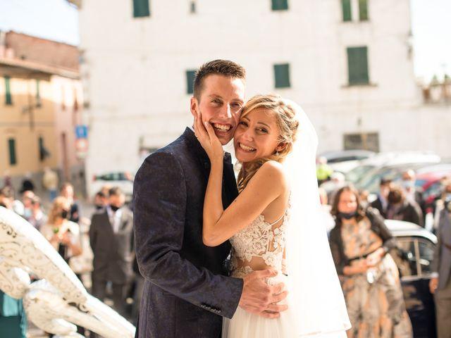 Il matrimonio di Paolo e Martina a Capannoli, Pisa 47