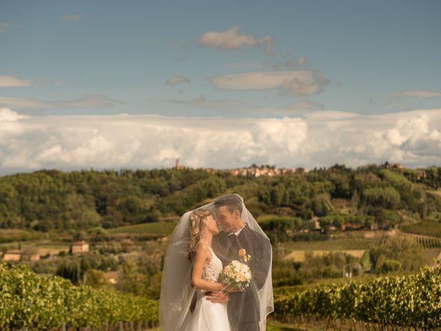 Il matrimonio di Paolo e Martina a Capannoli, Pisa 51