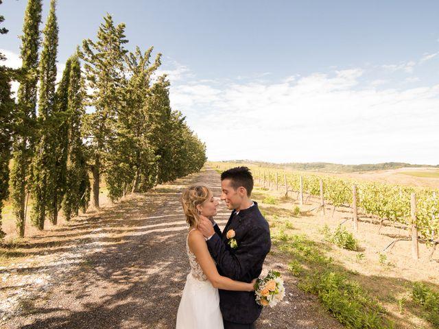 Il matrimonio di Paolo e Martina a Capannoli, Pisa 54