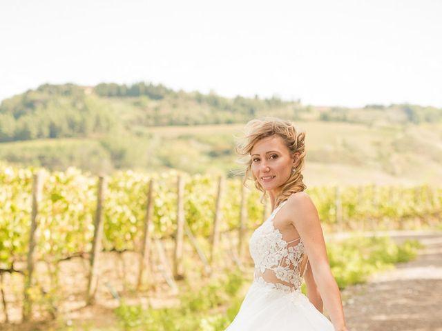 Il matrimonio di Paolo e Martina a Capannoli, Pisa 59