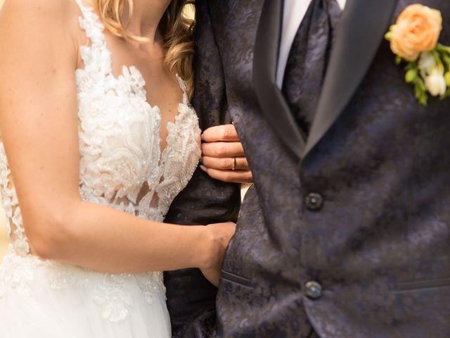 Il matrimonio di Paolo e Martina a Capannoli, Pisa 61