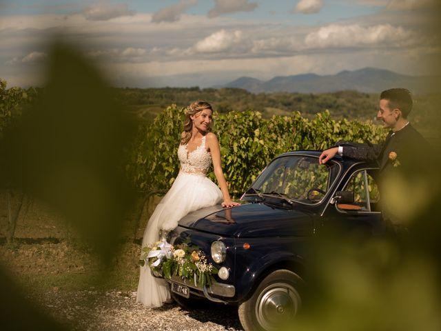 Il matrimonio di Paolo e Martina a Capannoli, Pisa 64