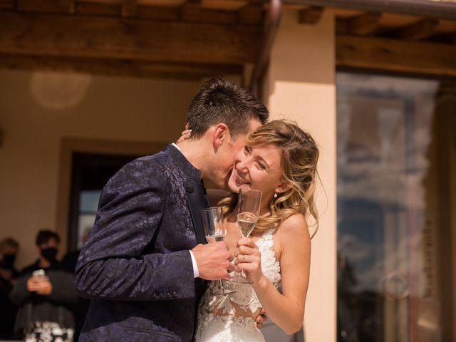 Il matrimonio di Paolo e Martina a Capannoli, Pisa 66