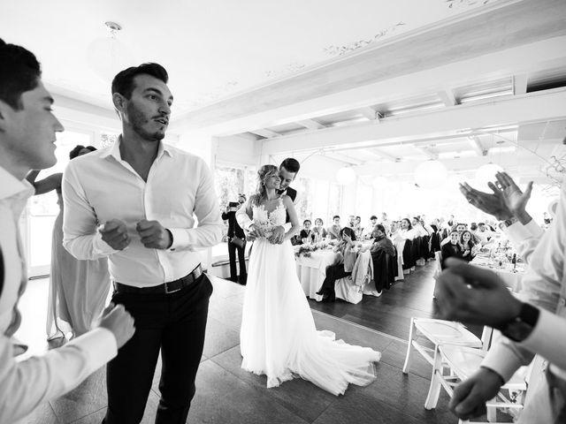 Il matrimonio di Paolo e Martina a Capannoli, Pisa 77
